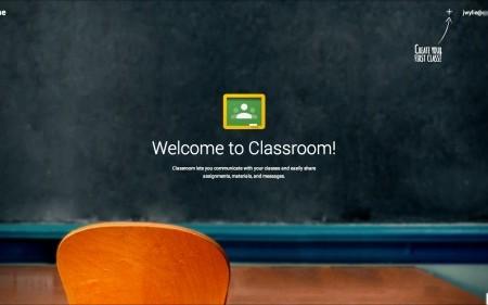 Google Classroom (sala de aula)